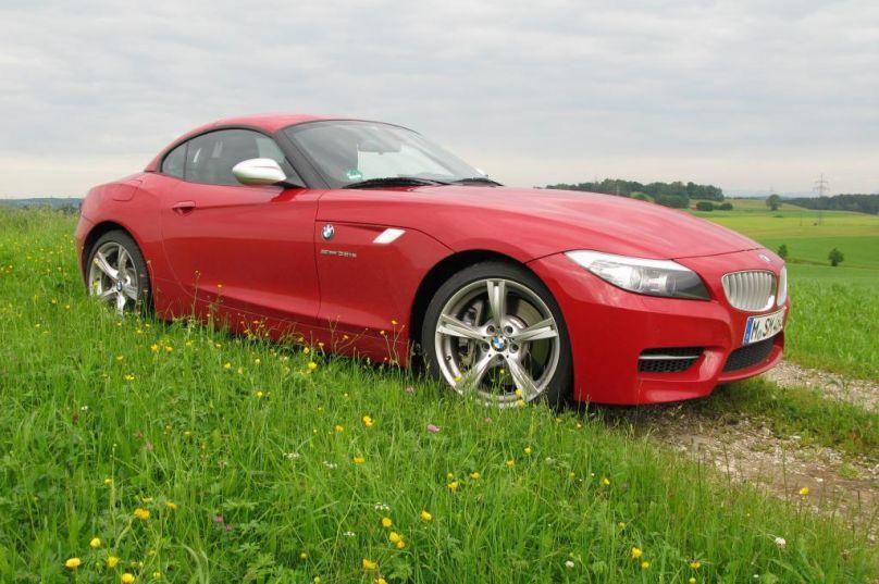 Вы просматриваете рисунки статьи: BMW Z4 sDrive 35is: мощный даже без приставки М